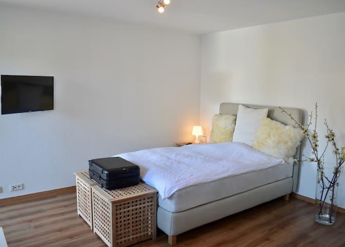 NEU möbliertes Apartment, Top Lage:Flughafen/Messe - Filderstadt - Lejlighed