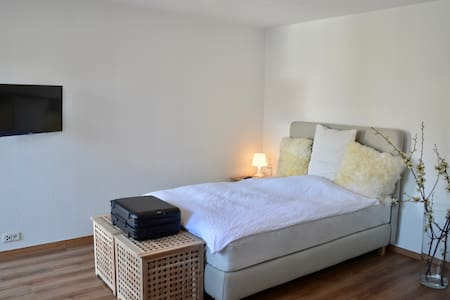 NEU möbliertes Apartment, Top Lage:Flughafen/Messe - Filderstadt - Huoneisto