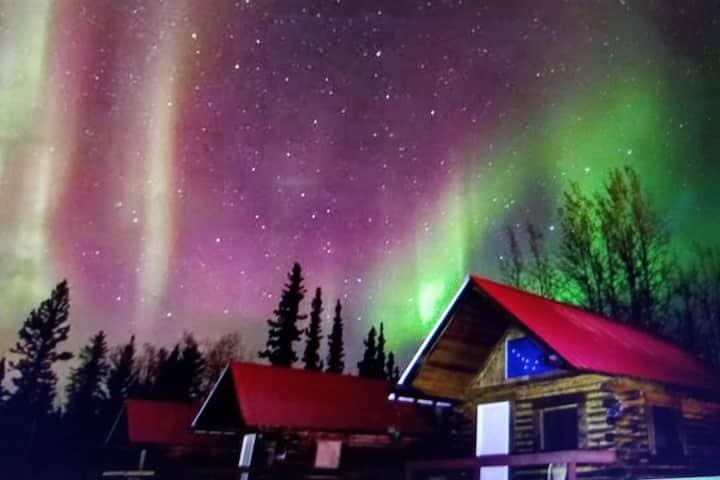 Silver Fox Roadhouse, Cabin 6