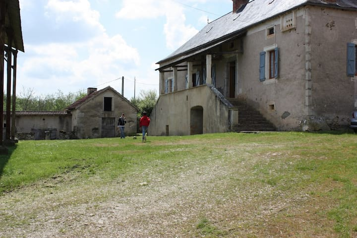 Gîte de Font d'Erbies - Crégols - House