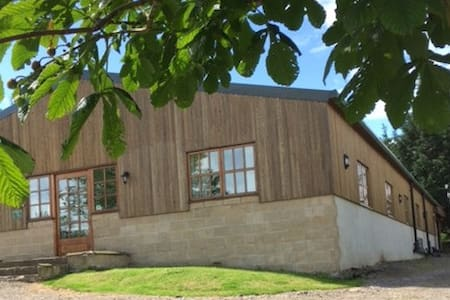 Bunk House sleeping 4 with stunning views - Wolsingham - Hostal