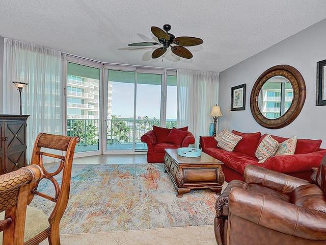Caribe Resort B409, 2 Bedroom,  2 Bathroom,  Sleeps 8