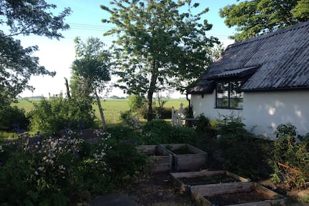 Charming house close to the beach - Ystad - Ház