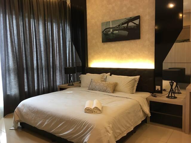 Johor Bahru Tropez Residence Condo - Johor Bahru - Leilighet