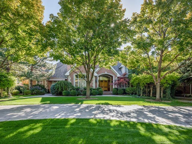 Lower levels6300ft View Mansion w/5star amenities!
