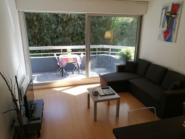 T2 50 m2 Refait à neuf - Quartier des Arènes :) - Bayonne - Condominio