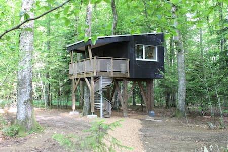 Les Cabanes du Mont, (Coeuve), Les Cabanes du Mont - Cabin n° 2 Nature, (Coeuve), 1-3 pers., 1 room