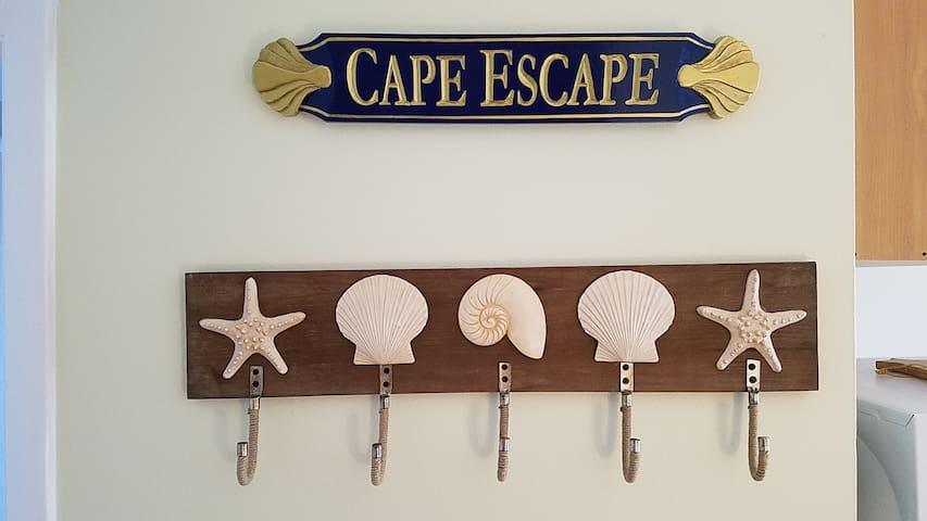 Welcome to Cape Escape!