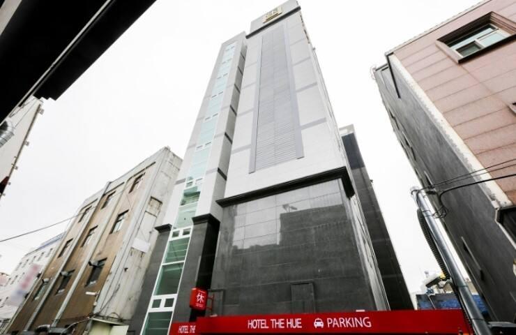 hotel the hue - Yeongdeungpo-gu (distrito) - Hotel boutique