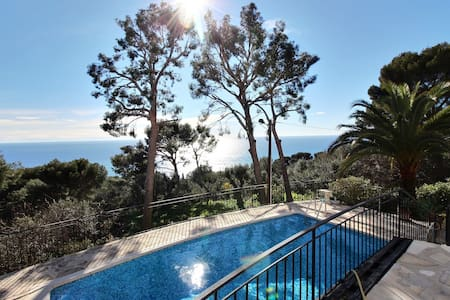 Luxury modern studio just outside Monaco - Cap-d'Ail - Huoneisto