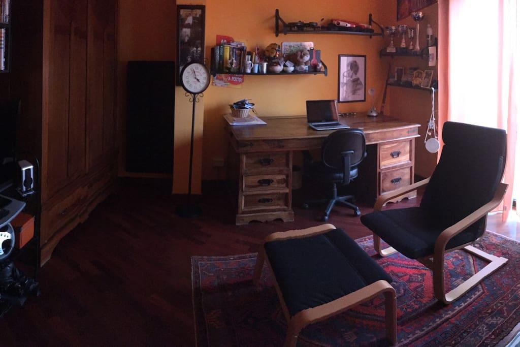Stanza privata/Private room