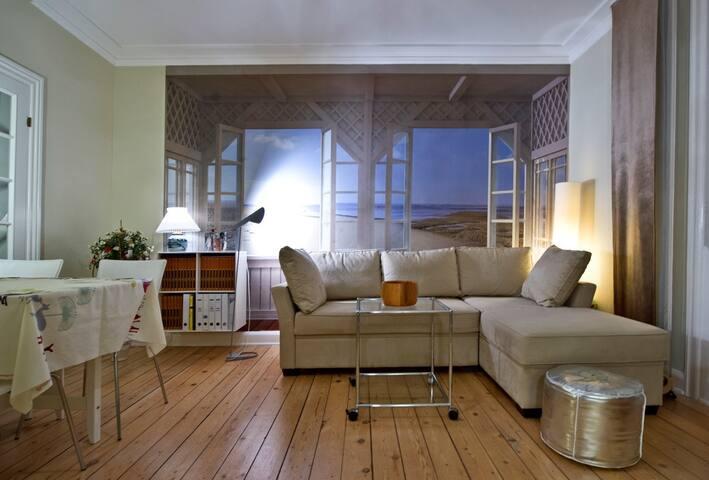Apartment Valby, Copenhagen - Kööpenhamina - Huoneisto