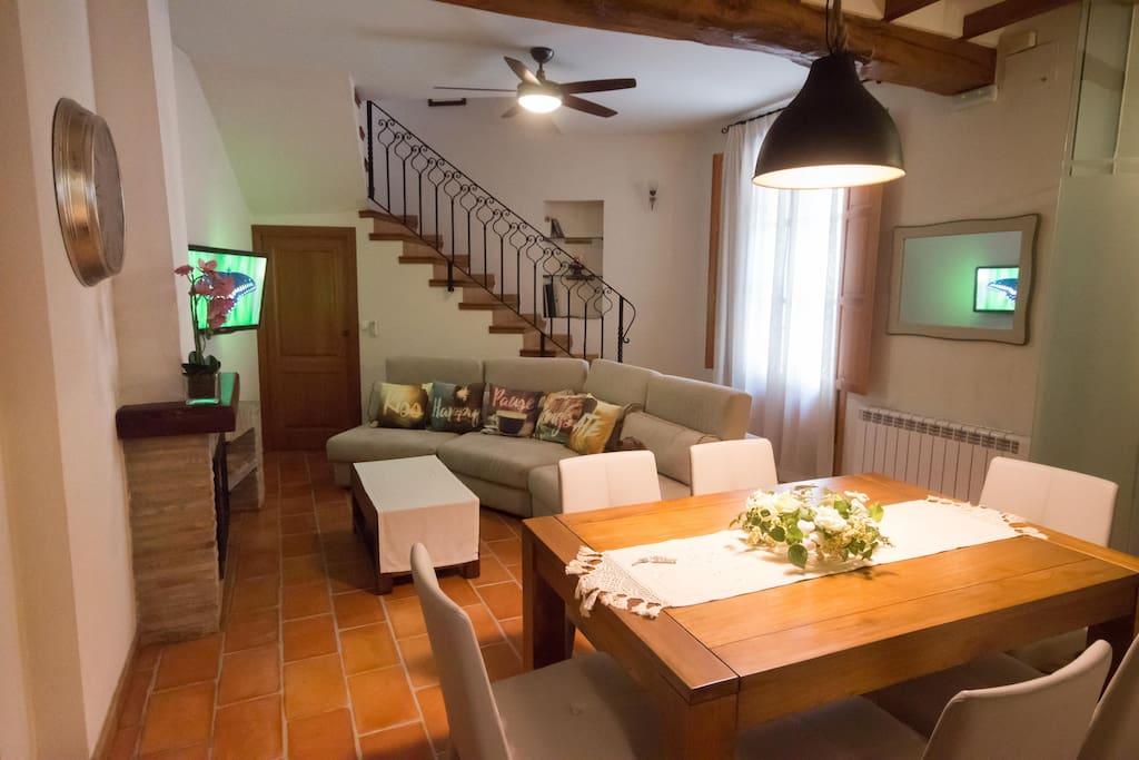 Casa rural el riberer h user zur miete in benissa - Casa rurales comunidad valenciana ...