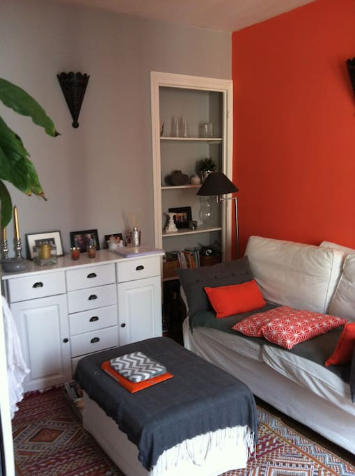 Le salon Living room