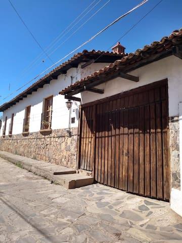 Hacienda Carranza en Tapalpa Pueblo