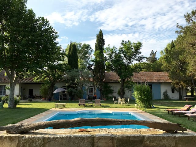 Cigale Deluxe Apartment at Mas Antonine - Arles - Huoneisto