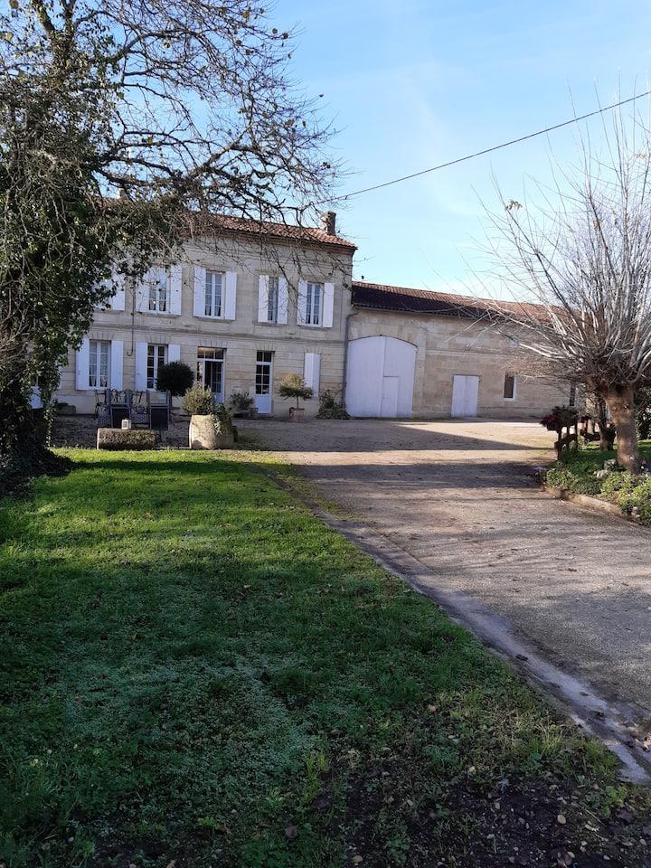 Maison du Château Miquelet
