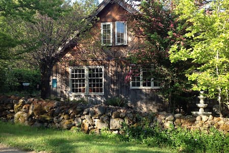 Hawkins Creek Cabin on the Trinity River - Burnt Ranch - Cottage
