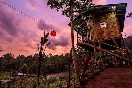 Bali Tree House By Pelangi.