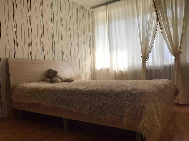 Уютная квартира в Белом городе