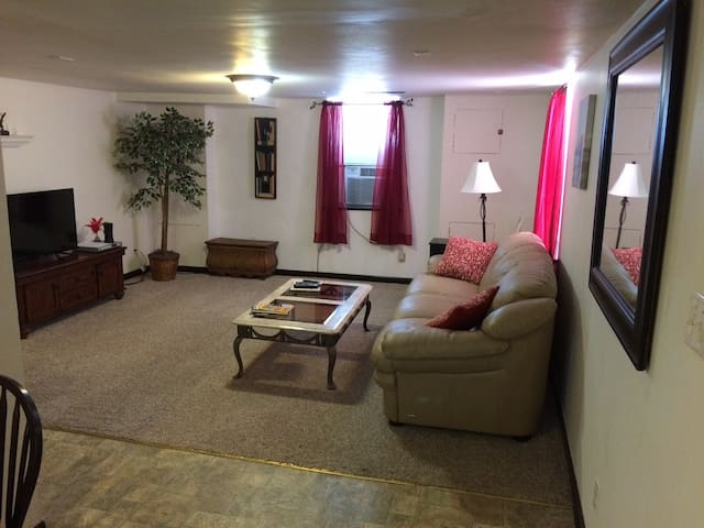 Apartment close to State Capitol