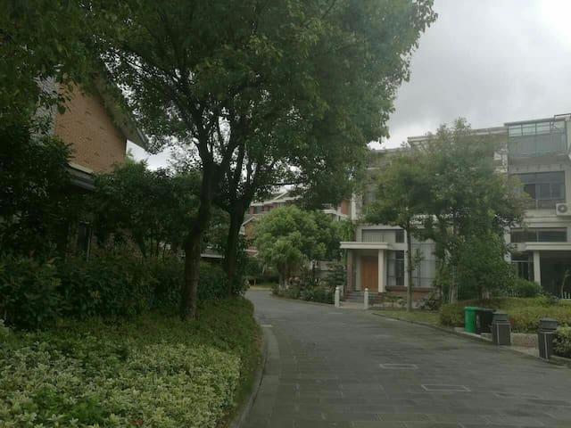海滨花园里的秋千 - Zhoushan Shi - House