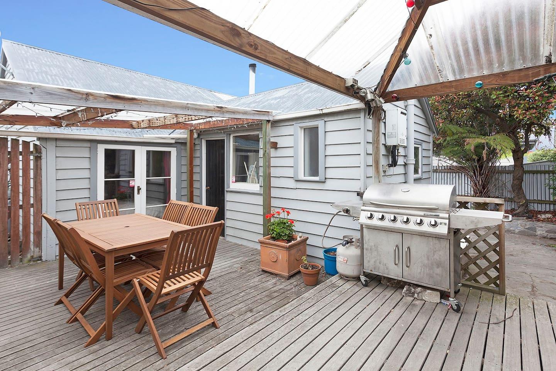 Outdoor Decking Area