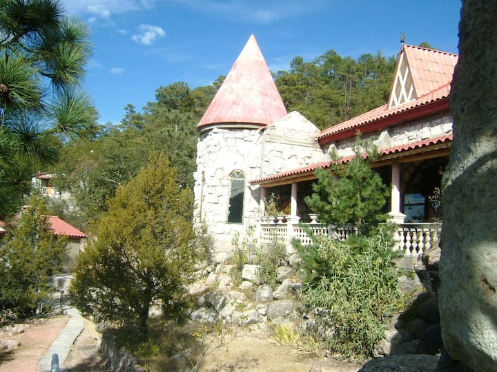 Hotel Mansion Tarahumara