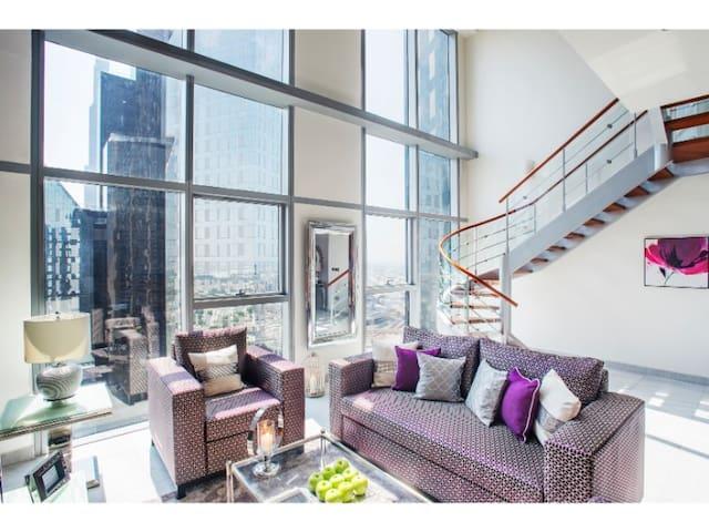 Modern Duplex 2 BR- DIFC - Dubai - Lägenhet