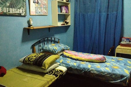 Isjue, family-friendly, Room .. - Sepang - Haus