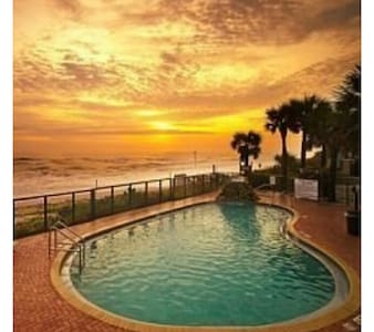 Oceanfront Raceweek Feb. 18-25 Tropic Sun Towers - Ormond Beach - Timeshare