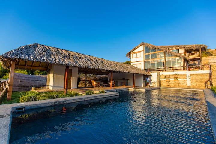 Casa Palo Santo - Playa Vichayito