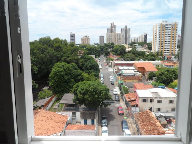 De férias ou a trabalho venha para Cuiabá - Cuiabá - Apartment