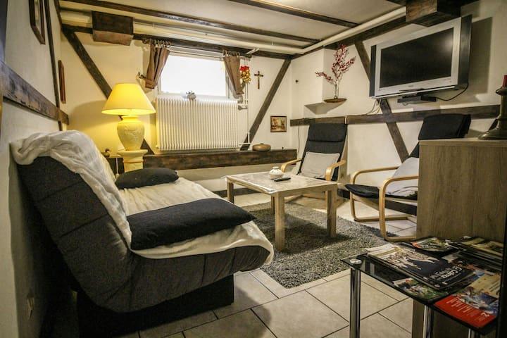 Appartement de 55 m² en souplex dans résidence