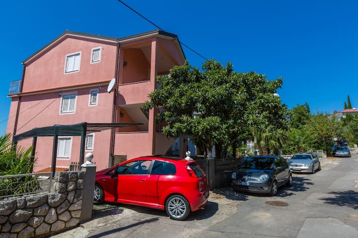 Apartment MILE M (62605-A1) - Crikvenica - Byt