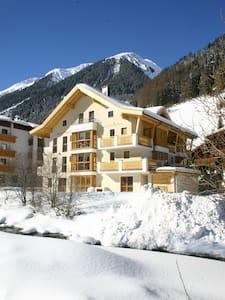 Appartement direkt in Ischgl mit idyllischer Lage
