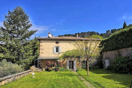 Rent house in Ardèche in a magnificent frame