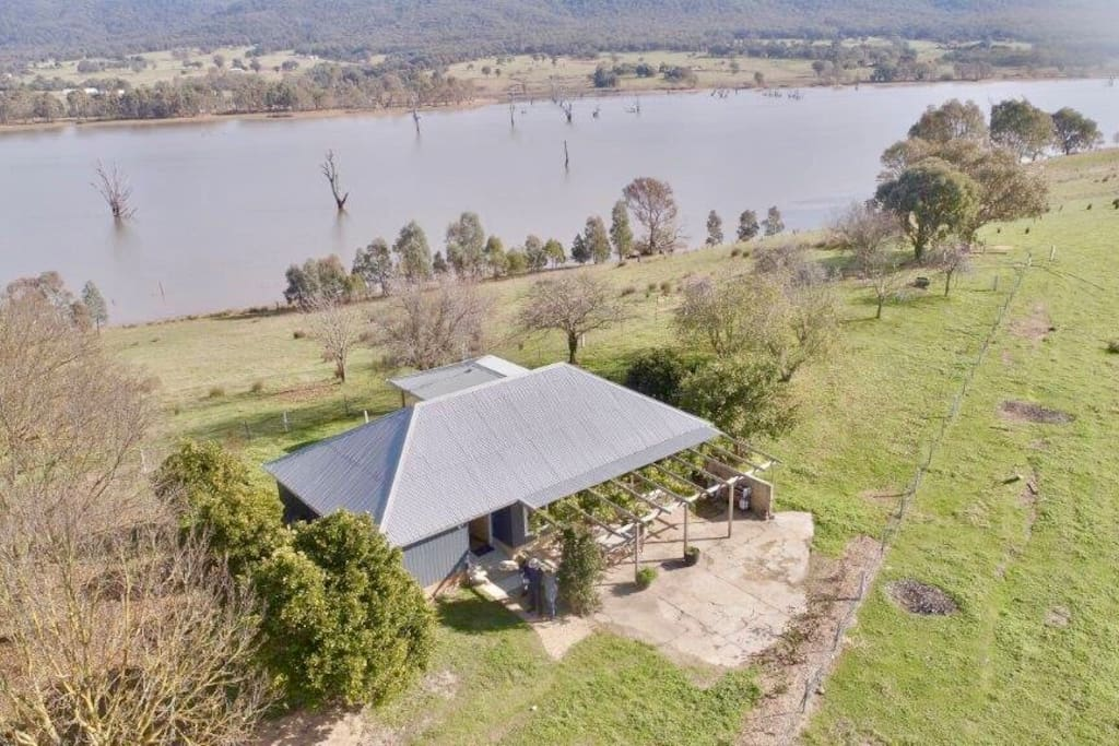 Lake Nillahcootie, Mansfield, North East Victoria