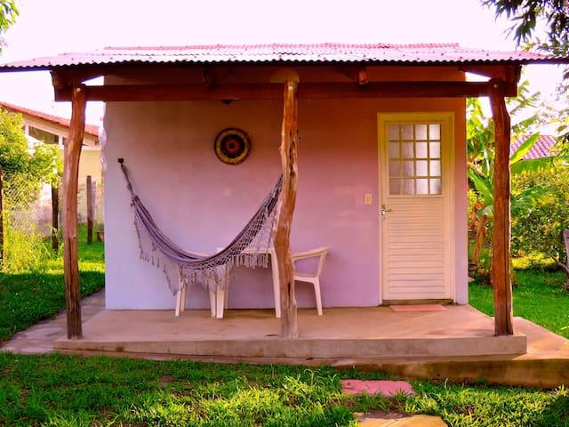 Casa Lilás, Chapada dos Veadeiros - Alto Paraíso de Goiás - Hus
