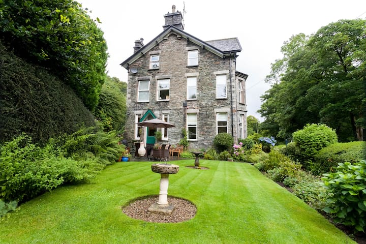 Riverside B&B, Ambleside  - 4 Star Gold Award - Cumbria