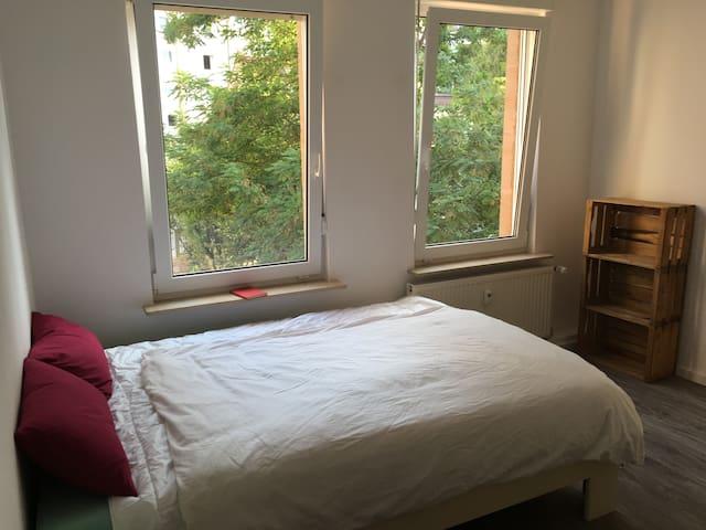 Ruhiges, schönes Zimmer in Nürnberg-Gostenhof