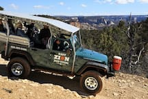 Jeep Tours by East Zion Jeep Tours based out of Zion Ponderosa.