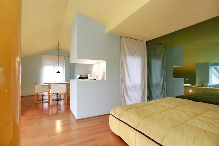 Moderno appartamento in Versilia - Lido di Camaiore - Huoneisto