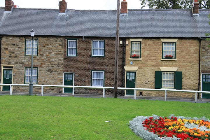 Rose Cottage,  Durham City