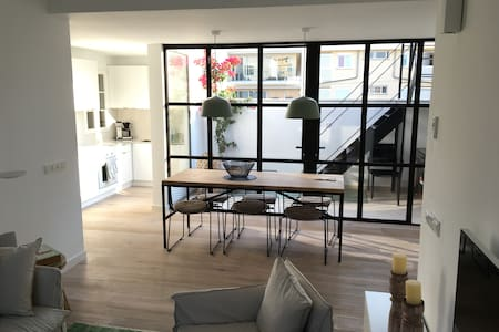 Beautiful newly renovated flat with roof terrace - Palma - Pis