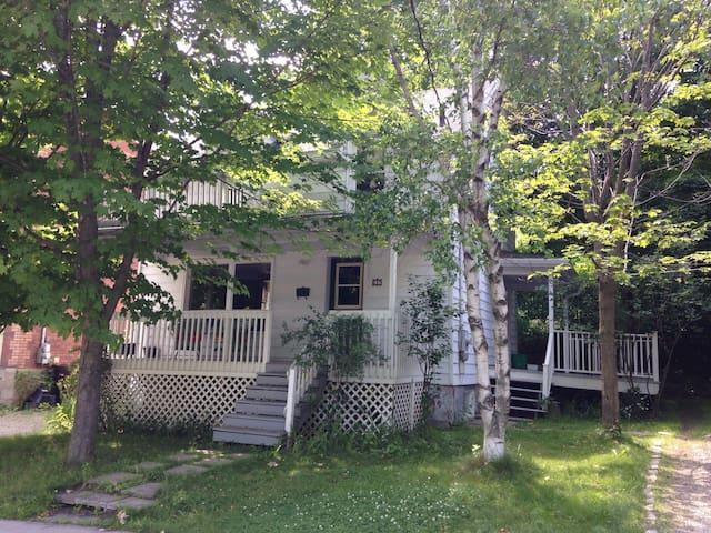 Belle maison style Victorien - Sherbrooke - House