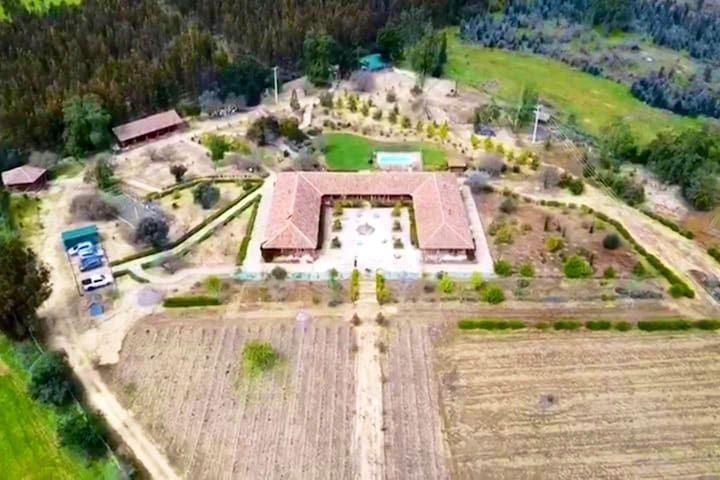 Colonial House Colchagua Valley