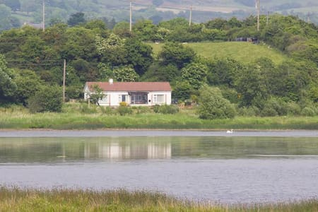 Rose cottage,Tranquility by Inch lake - County Donegal - Ξυλόσπιτο
