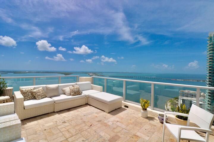Beautiful Penthouse in Miami