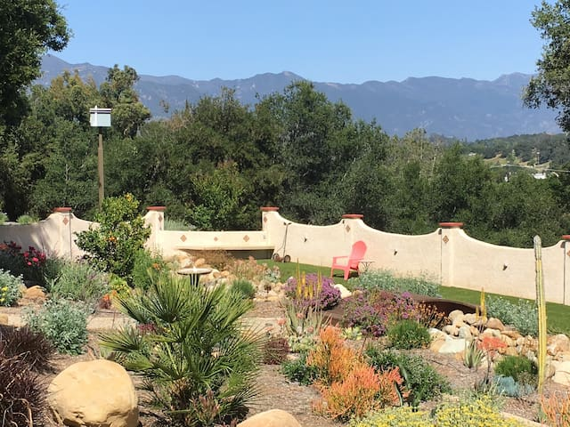 Peaceful Ojai Retreat
